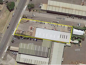 Industrial / Warehouse commercial property leased at 1/207 Shellharbour Road Port Kembla NSW 2505