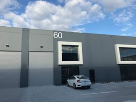 Showrooms / Bulky Goods commercial property for lease at 60/1470 Ferntree Gully Road Knoxfield VIC 3180