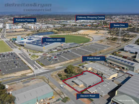 Factory, Warehouse & Industrial commercial property sold at 12 Davison Road Cockburn Central WA 6164