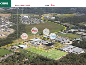 Development / Land commercial property for lease at Lots 3 6 & 8 Steel Street Estate Narangba QLD 4504