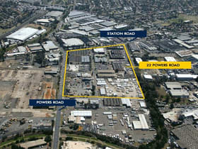 Development / Land commercial property for lease at G/22 Powers Road Seven Hills NSW 2147