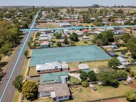 Development / Land commercial property for lease at 383-385 Tor Street Wilsonton QLD 4350