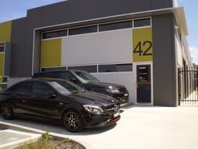 Factory, Warehouse & Industrial commercial property sold at 42/6-14 Wells Road Oakleigh VIC 3166