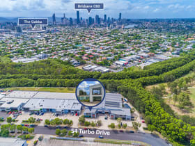 Offices commercial property for lease at Level 1, C/54 Turbo Drive Coorparoo QLD 4151