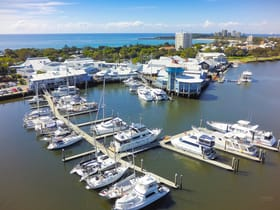 Shop & Retail commercial property for lease at The Wharf, 123 Parkyn Parade Mooloolaba QLD 4557