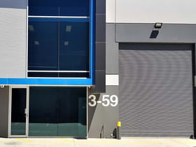 Showrooms / Bulky Goods commercial property for sale at 3/59 Willandra Drive Epping VIC 3076