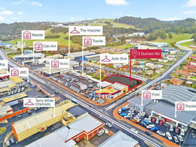Showrooms / Bulky Goods commercial property for sale at Unit/3 Durham Road Cooee TAS 7320