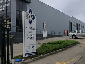 Factory, Warehouse & Industrial commercial property for lease at 9/93-97 Newton Road Wetherill Park NSW 2164