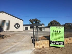 Industrial / Warehouse commercial property for lease at 17 Daly Street Queanbeyan West NSW 2620