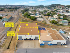 Factory, Warehouse & Industrial commercial property for lease at 5 Little Bramston Street Gladstone Central QLD 4680