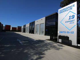 Offices commercial property for lease at 7 & 18/17-21 Export Drive Brooklyn VIC 3012