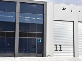 Showrooms / Bulky Goods commercial property for lease at 11/17-21 Export Drive Brooklyn VIC 3012