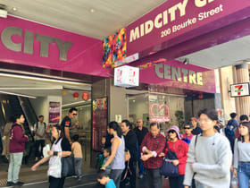 Medical / Consulting commercial property for lease at Shop 106/200 Bourke Street Melbourne VIC 3000