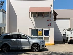 Industrial / Warehouse commercial property for lease at 5/59 Riverside Place Morningside QLD 4170
