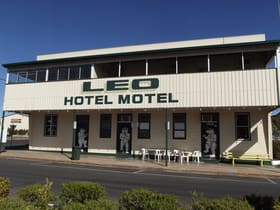 Hotel / Leisure commercial property for lease at 16 Capella Street Clermont QLD 4721