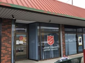 Factory, Warehouse & Industrial commercial property for lease at Shop 2/4 Hoyle Street Morwell VIC 3840