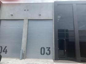 Industrial / Warehouse commercial property for lease at Unit  3/10 Cawley Road Yarraville VIC 3013