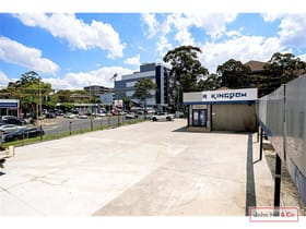 Showrooms / Bulky Goods commercial property for lease at 22-24 Hillcrest Street Homebush NSW 2140