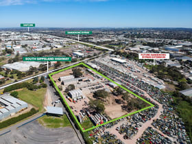 Industrial / Warehouse commercial property for lease at 105 South Gippsland Highway Dandenong VIC 3175