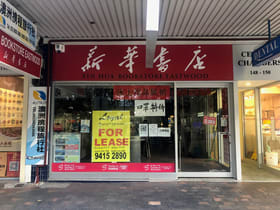 Shop & Retail commercial property for lease at 1/148-150 Rowe Street Eastwood NSW 2122