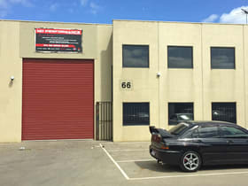 Industrial / Warehouse commercial property for lease at 66/266 Osborne Avenue Clayton South VIC 3169
