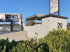 Offices commercial property for lease at Suite 4c/20 Somerset Avenue Narellan NSW 2567