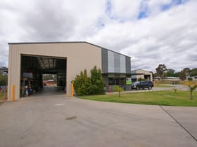Showrooms / Bulky Goods commercial property for lease at 23a Catherine Crescent Lavington NSW 2641