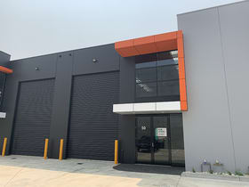 Industrial / Warehouse commercial property for lease at 50 Axis Crescent Dandenong South VIC 3175