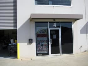 Industrial / Warehouse commercial property for lease at 4/2 Industrial Drive Somerville VIC 3912