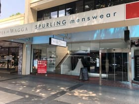 Shop & Retail commercial property for lease at Shop 1/80-84 Baylis Street Wagga Wagga NSW 2650