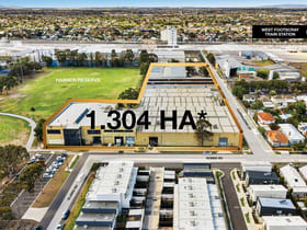 Factory, Warehouse & Industrial commercial property for lease at 40-44 Robbs Road (Cnr Currajong Street) West Footscray VIC 3012