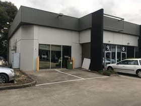Industrial / Warehouse commercial property for lease at 9/14-26 Audsley Street Clayton VIC 3168