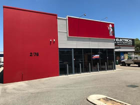 Industrial / Warehouse commercial property for lease at Unit 2/76 Reserve Drive Mandurah WA 6210