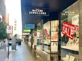 Shop & Retail commercial property for lease at Shop 9/68 Grenfell Street Adelaide SA 5000