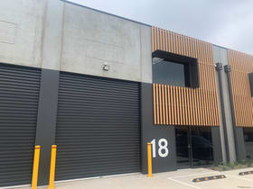 Retail commercial property for lease at 18 Cailin Place Altona VIC 3018