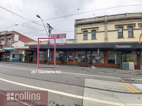 Shop & Retail commercial property for lease at 281 Glenferrie  Rd Malvern VIC 3144
