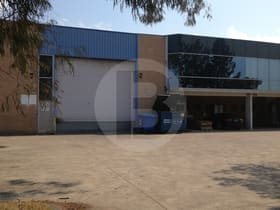 Industrial / Warehouse commercial property for lease at 1/110-114 ASQUITH STREET Silverwater NSW 2128