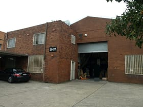 Factory, Warehouse & Industrial commercial property for lease at 25-27 Antoine Street Rydalmere NSW 2116