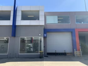 Industrial / Warehouse commercial property for lease at 12 - 15 Thackray Street Port Melbourne VIC 3207