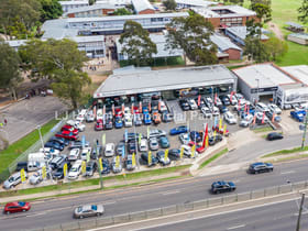 Factory, Warehouse & Industrial commercial property for lease at 52 Sunnyholt Road Blacktown NSW 2148