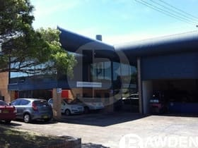 Factory, Warehouse & Industrial commercial property for lease at 1/8 PRINCE WILLIAM DRIVE Seven Hills NSW 2147