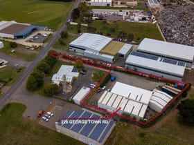 Factory, Warehouse & Industrial commercial property for lease at 228 Georgetown Road Rocherlea TAS 7248