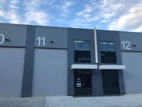Factory, Warehouse & Industrial commercial property for lease at 11/1470 Ferntree Gully Road Knoxfield VIC 3180