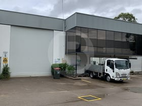 Factory, Warehouse & Industrial commercial property for lease at 2/81-83 STATION ROAD Seven Hills NSW 2147