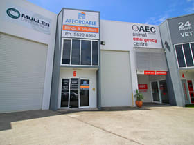Industrial / Warehouse commercial property for lease at 5/492 Scottsdale Drive Burleigh Heads QLD 4220