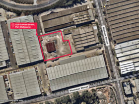 Industrial / Warehouse commercial property for lease at 525 Graham Street Port Melbourne VIC 3207
