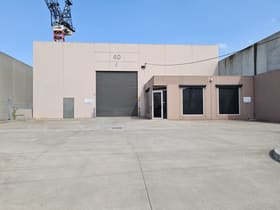 Industrial / Warehouse commercial property for lease at 40 Mickle Street Dandenong South VIC 3175