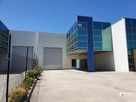 Factory, Warehouse & Industrial commercial property for lease at 80 Technology Drive Sunshine West VIC 3020