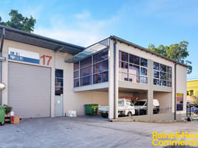 Factory, Warehouse & Industrial commercial property for lease at 17/49 Carrington Road Marrickville NSW 2204