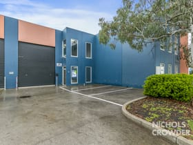 Factory, Warehouse & Industrial commercial property sold at 26 Tova Drive Carrum Downs VIC 3201